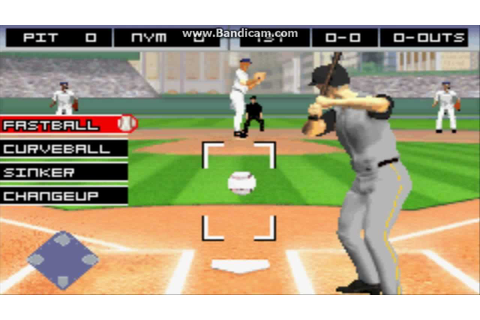 GBA GameZ Episode 9: Major League Baseball 2K7 - YouTube