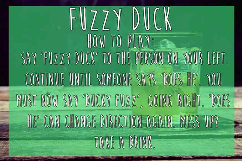 Fuzzy Duck in 2019 | Miscellaneous | Easy drinking games ...