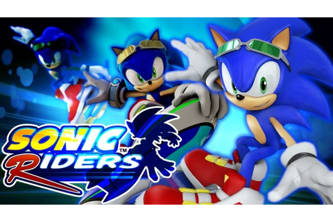Should Sonic Riders be re-released for the Nintendo Switch ...