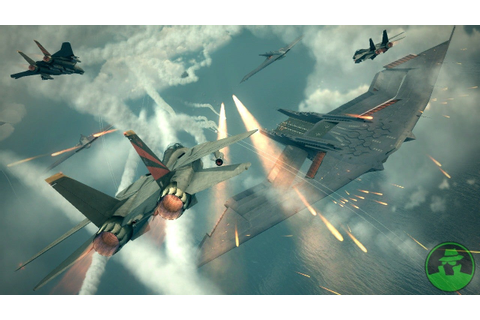 Ace Combat 6: Fires of Liberation Screenshots, Pictures ...