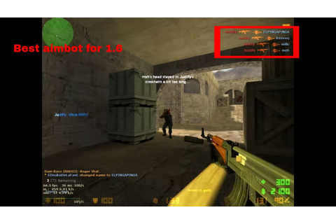 Counter-Strike 1.6 HACK Aimbot/Triggerbot 2020 - YouTube