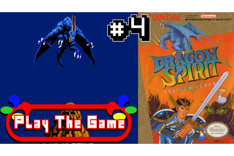 Dragon Spirit: The New Legend REVIEW for NES - Play The ...