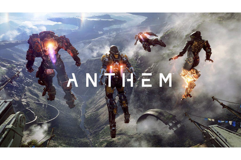 Anthem Gameplay Reveal Shows Off Customisable Characters ...