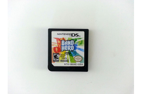 Band Hero game for Nintendo DS (Loose) | The Game Guy