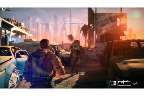 Spec Ops The Line + 2 DLC + MultiPlayer Highly Compressed