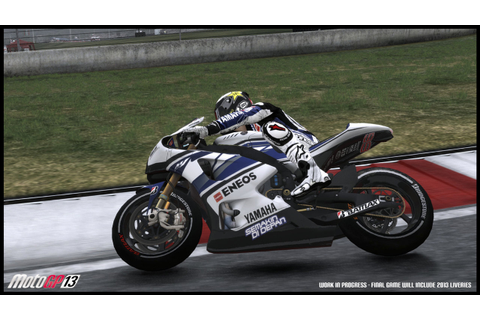 MotoGP 13 Ps3 - Impact Game