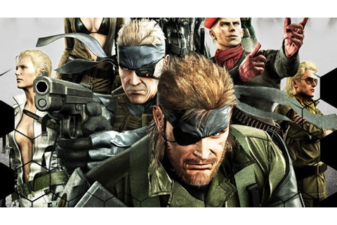 Metal Gear Solid: Social Ops - Trailer - IGN Video