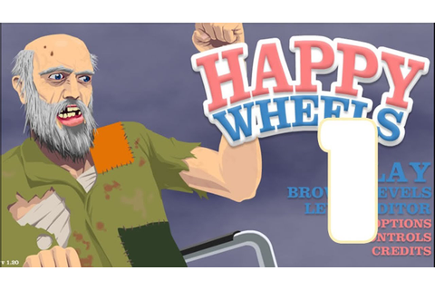 HAPPY WHEELS - Episodio #1 El Comienzo!! - YouTube
