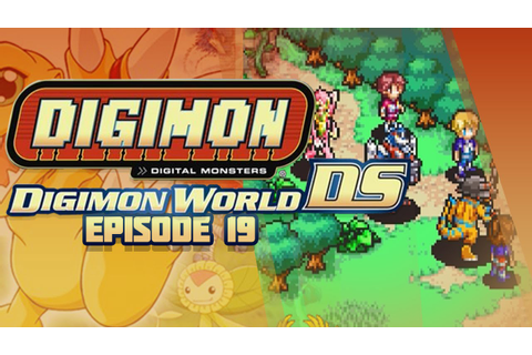 Digimon World DS - Ep 19 - Digimon Data Squad Farm Quests ...