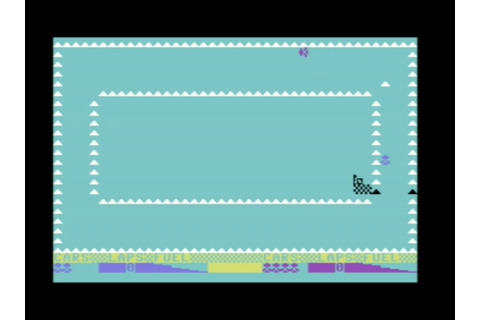 Overtake (Commodore 64 Cassettte 50 Game 26)