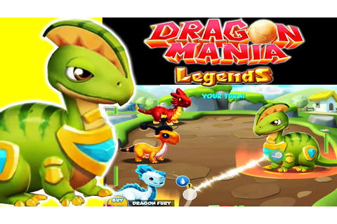 Dragon Mania Legends (Gameloft) - Defeating The Oddest ...
