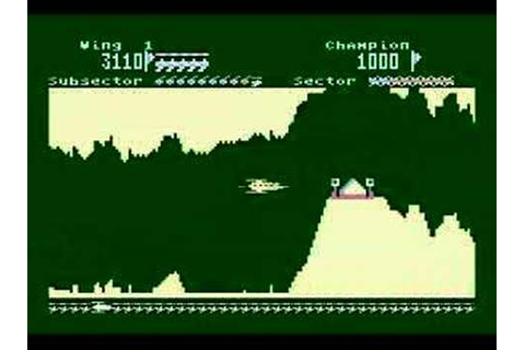Atari 8-bit - Tail of Beta Lyrae gameplay - YouTube