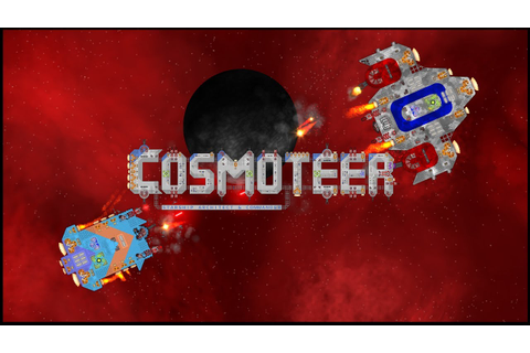 Cosmoteer - (Starship Architect & Commander Game) - YouTube