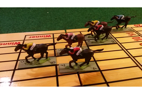 The Penny Whistle: The Horse Racing Game