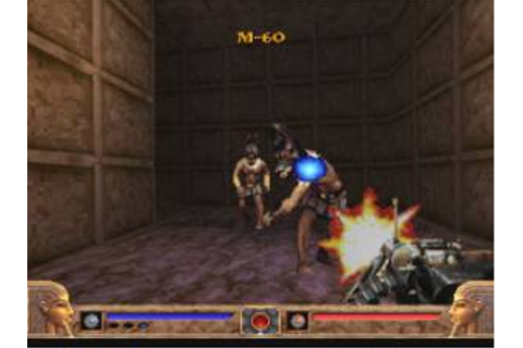 Game Classification : Powerslave/Exhumed (1996)