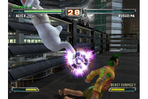 Bloody Roar Primal Fury Free Download Full Game