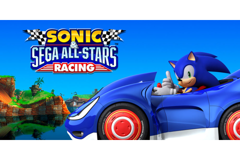 Sonic & SEGA All-Stars Racing | Nintendo DS | Giochi ...