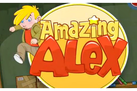 Amazing Alex | Breakthrough latest game from Rovio ...