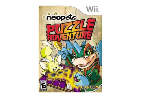 Neopets Puzzle Adventure Wii Game - Newegg.com