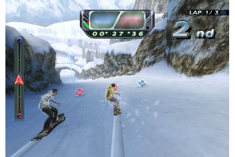 Snowboard Riot (WiiWare) Game Profile | News, Reviews ...
