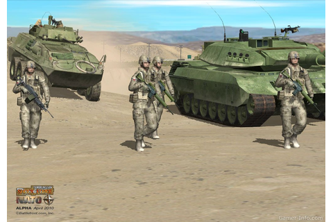 Combat Mission: Shock Force - NATO (2010 video game)