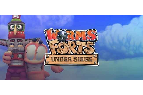 Worms Forts Under Siege İndir Full + Mini Strateji Oyunu ...