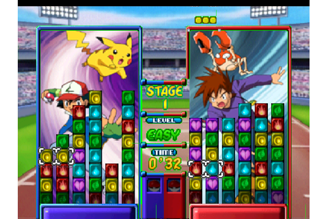 Pokémon Puzzle League Download Game | GameFabrique