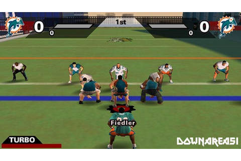 NFL Street 2 Unleashed PSP ISO - Download Game PS1 PSP ...