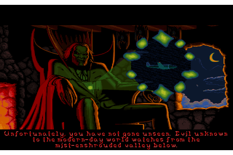 Super Adventures in Gaming: Veil of Darkness (MS-DOS)