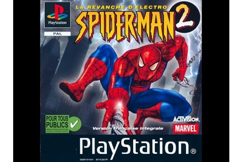 Let's Play - Spider-Man 2 : La Revanche d'Electro #1: Le ...