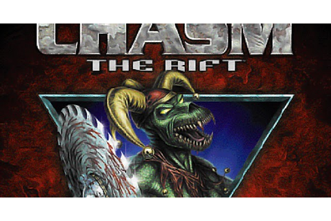 Super Adventures in Gaming: Chasm: The Rift (MS-DOS)