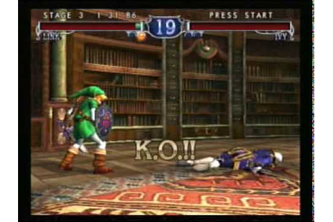 Soul Calibur 2 - Gamecube - Gameplay - YouTube