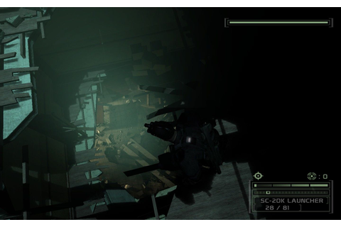 Tom Clancy's Splinter Cell: Chaos Theory Screenshots for ...
