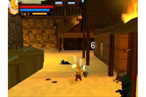 Young Thor PSP Gameplay - YouTube