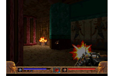 "Review: ""Exhumed"" (Playstation One Game) « PekoeBlaze ..."