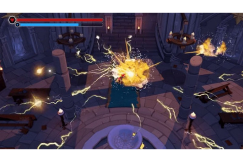 Mages Of Mystralia Coming To Console Next Month - Game ...