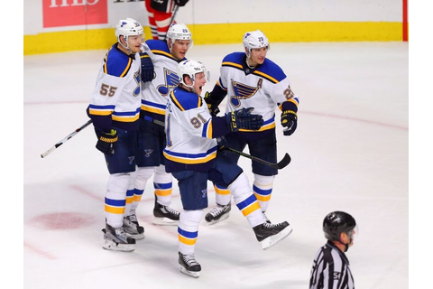 St. Louis Blues-Chicago Blackhawks Game 7: This is It