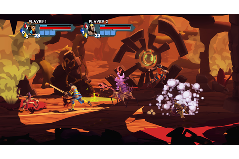 PAX East 13: Sacred Citadel Makes Beating Things Up Look ...