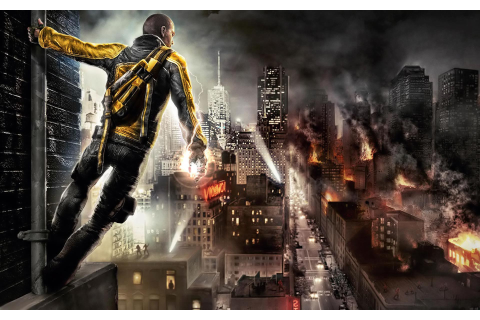 video Games, InFamous Wallpapers HD / Desktop and Mobile ...
