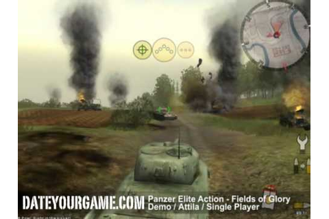Panzer Elite Action - Fields of Glory - YouTube