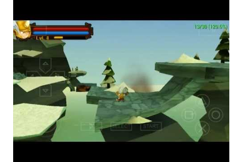 Ppsspp v0.9.8 Young Thor (Android) - YouTube