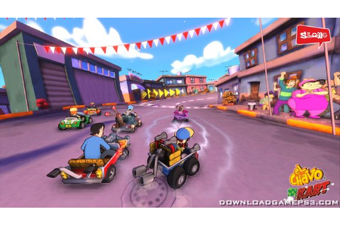 El Chavo Kart - Download game PS3 PS4 RPCS3 PC free
