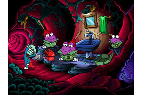 Pajama Sam 3 You Are What You Eat From Your Head to Your ...