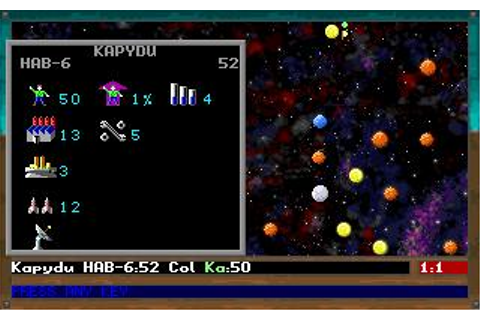 Armada 2525 Download (1991 Strategy Game)