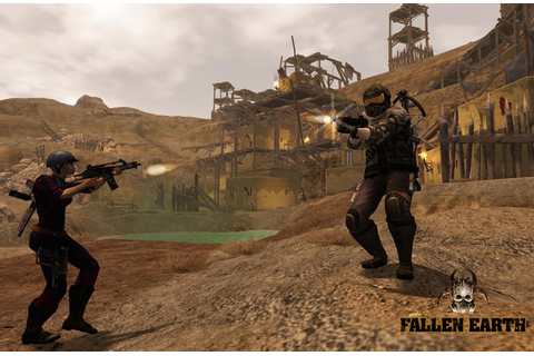 Fallen Earth Review and Download
