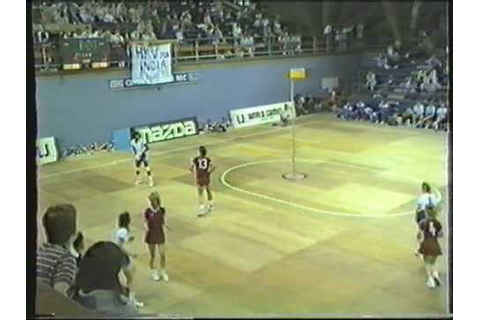 Blast From The Past - Korfball - All the goals from the GB ...