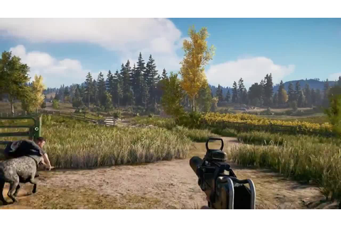 Far Cry 5: Extended Gameplay Walkthrough (Video Far Cry 5)