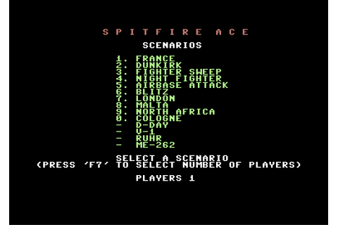 Download Spitfire Ace - My Abandonware