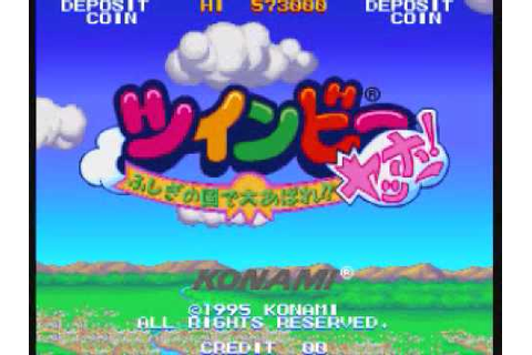 TwinBee Yahoo!- Twin Flight (SNES Cover) - YouTube