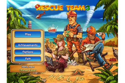 Rescue Team 3 Game - Free Download Full Version For Pc
